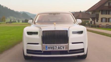 世界最好汽车再换代 瑞士体验千万劳斯莱斯