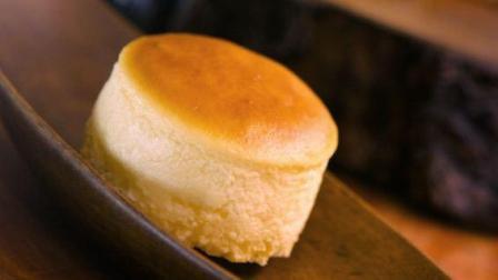【半熟芝士蛋糕】日本爆红的半熟芝士蛋糕, 做法其实很简单, 作为吃货怎能不吃