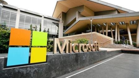 微软'雄起', 17年后市值再次突破6000亿美元, 何时能打落苹果?