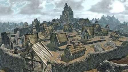 【上古卷轴5天际】实况57:加入帝国军团,雪漫城攻防战!
