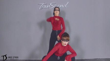 蔡依林《舞娘》编舞版舞蹈教学练习室【TS DANCE】