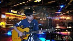 吉他教学弹唱《都选C》大鹏 缝纫机乐队 抒情版G调 友琴吉他