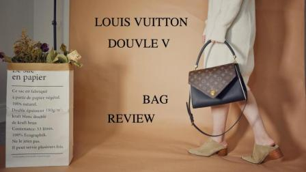 LOUIS VUITTON | Double V