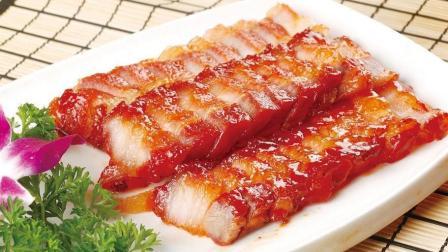 祖传弹弹嫩嫩的秘制叉烧肉, 家庭的做法比酒店的品质还要美味!