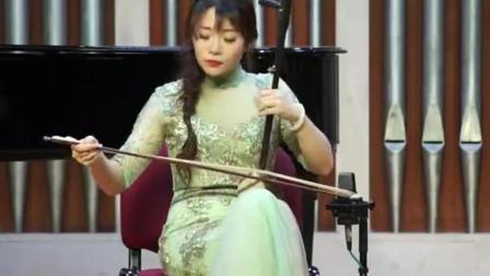 看这美女板胡演奏《秦腔牌子曲》这丫头名叫完颜羽珊!