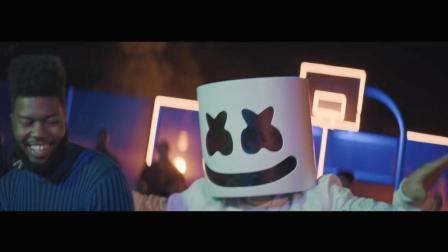 【猴姆独家】棉花糖Marshmello联手Khalid强势新单Silence超清mv大首播!