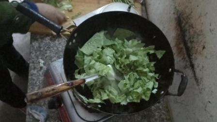 家常菜 青菜炒肉