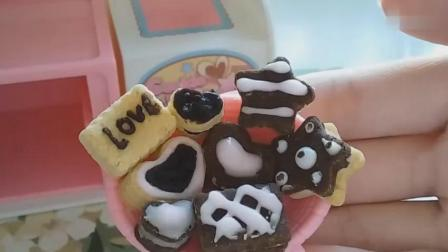 【喵博原创】【喵博的食玩天堂】魔幻小厨房之曲奇饼干 ( ̄ˇ ̄)