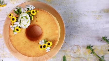 贝太厨房 | 0难度的戚风蛋糕, 轻松端上桌