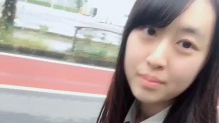 东京不热: 小一要求看日本闺蜜宁宁小时候的萌照, 一个非常可爱的日本女生