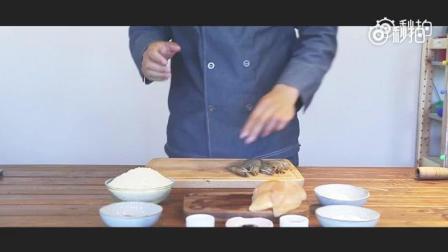 赞不绝口的【鲜虾鸡肉堡】做法, 美味又健康, 想吃汉堡的时候自己在家就可以做啦~