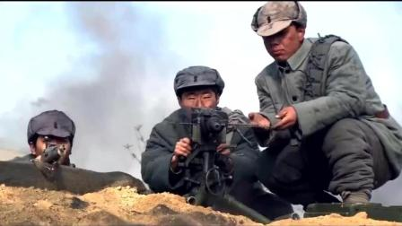 八路军发起追命导弹, 一炮就中, 轰一下炸掉国军的坦克