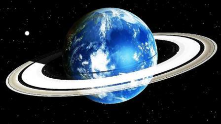 如果地球也拥有像土星那样漂亮的光环, 会有什么后果?