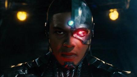 正义联盟——Cyborg