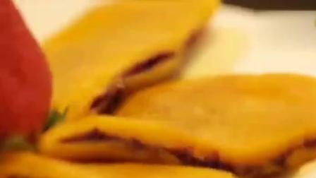 南瓜紫薯饼: 大鱼大肉吃腻了 来点小点心吧 学起来吧