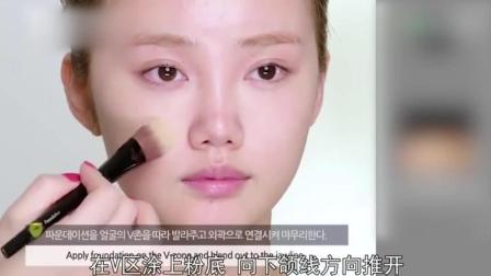 如何画新娘妆漂亮的新娘妆容如何化淡妆