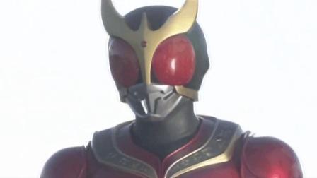 假面骑士KUUGA 第一次变身为红色战士