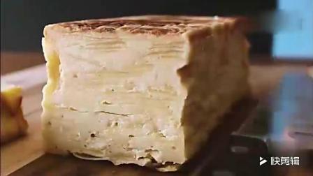 滑而不腻, 香甜可口的苹果隐形蛋糕你要不要来一口