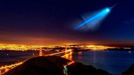 美军在本土海岸边试射三叉戟导弹, 没想到引来了一阵恐慌