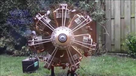 5个不寻常的奇怪发动机, 一起来看看什么样