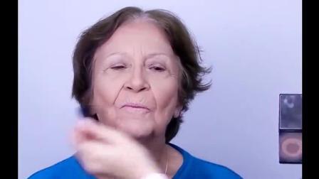 不要相信自己的眼睛, 说不定你撩的美女是70岁的
