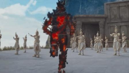 一部国内奇幻电影《画壁》, 邓超被男扮女装亮了