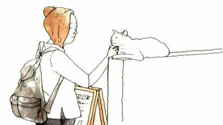 一只得绝症的猫 竟这样与爱它的人一一告别 234