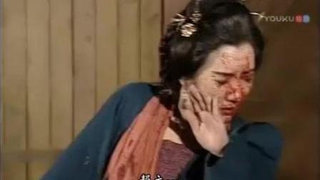 乔峰被打得吐血 低级女人吃乔峰的血