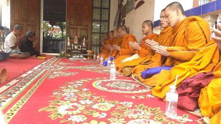 泰国高僧做法仪式 910