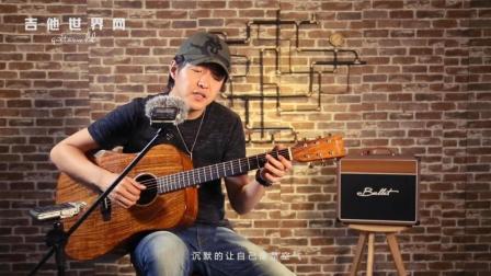 吉他弹唱教学 杨宗纬《洋葱》——拾光吉他谱珍藏集