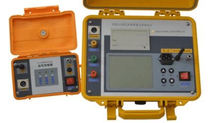 EYHX-VI氧化锌避雷器在线测试仪操作视频教程—珠海艾迪神电力科技有限公司