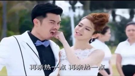 看陈赫和戚薇拍结婚照我能笑一整天, 太逗了