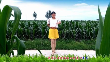 河北青青广场舞《女人是老虎》简单好看