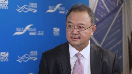 一带一路高峰论坛:亚投行获香港支持
