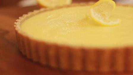 免焗柠檬挞 No bake Lemon Tart