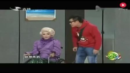 蔡明、岳云鹏: 小品《扰民了你》
