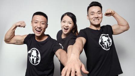 3位代表中国参赛的斯巴达勇士, 带你体验20道重重障碍!