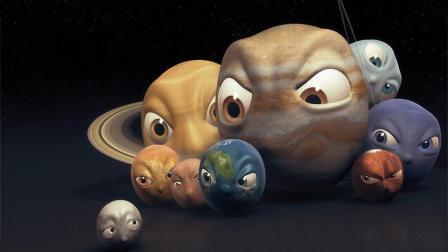 冥王星将重回九大行星? 美国举行全民公投, 重新定义冥王星