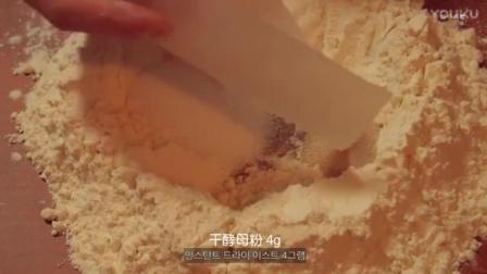 烘焙糕点烘焙教学-超满足的芝士面包_标清tp0蛋糕培训学校