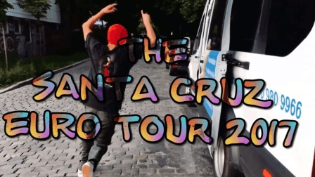 Santa Cru欧洲滑板旅行 | Santa Cruz Skateboards