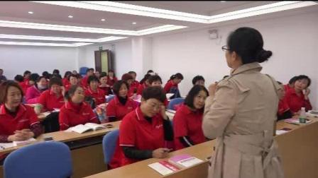 平谷区总工会携手华夏中青家政举办母婴护理培训班