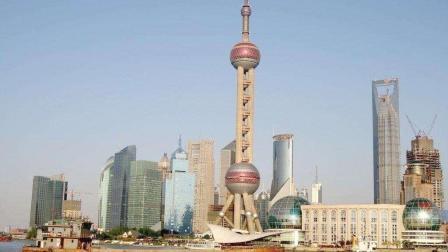 旅游景点: 上海浦东陆家嘴
