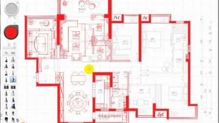 最新室内设计教程(方案设计/户型优化)全套设计第九节: 书房的布局和软装搭配