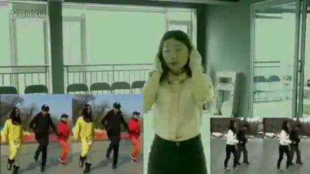 甘肃省临夏回族自治州康乐县丹丹广场舞鬼步舞教学《C哩C哩》另一版本