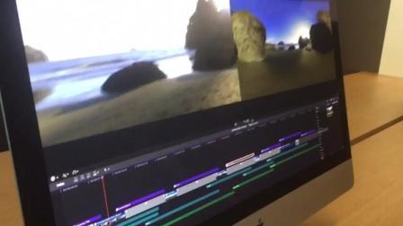Final Cut Pro X 10.4 编辑 VR 视频