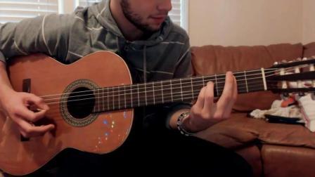 Last Christmas (Wham! ) 简单指弹吉他教学