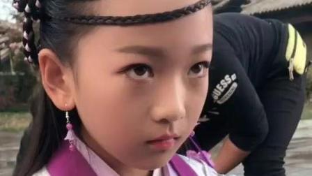 杨门女将小演员颜值爆表! 长大了也是个美人胚子!