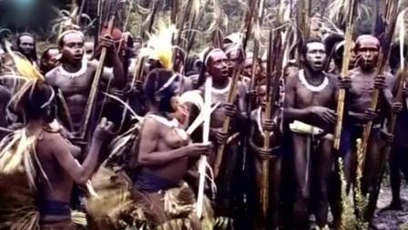 一对情侣误入非洲最恐怖的原始部落, 等待他们的会是怎样的命运?