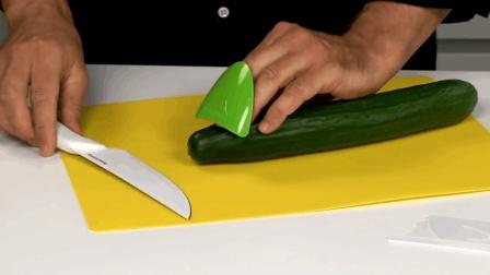 意大利发明切菜神器, 切菜再也不会切到手!
