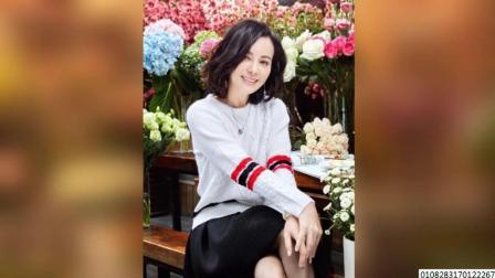 王琳晒写真照 47岁的'雪姨'越活越年轻 171028